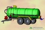 фото Машины для внесения жидких органических удобрений РРД-12