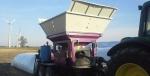 фото Машина для плющения зерна Murska 2000S2x2 СВ Мах с упаковочным выходом
