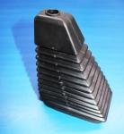 Чехол рычага коробки передач КПП МТЗ 80-6702243
