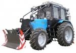 Трелёвочный трактор Беларус ТТР-401 М
