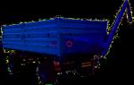 Зернозагрузчик навесной складывающийся ЗШНС-15
