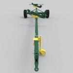 Тележки Farmlan-SCart для транспортировки жаток