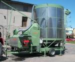 Мобильная зерносушилка Agrimec
