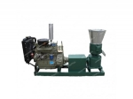 Гранулятор для комбикорма, пеллет 300А (дизельный двигатель)